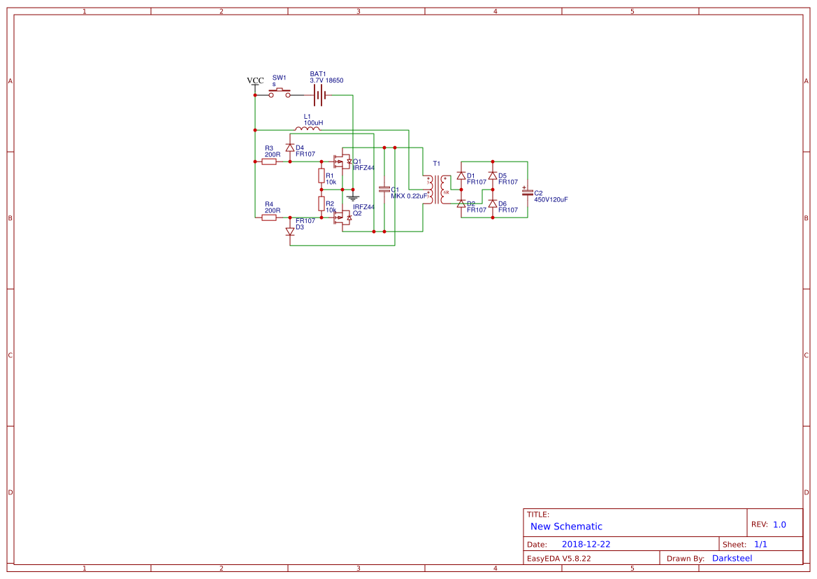 Draw Circuits And Simulate Online Using Easyeda